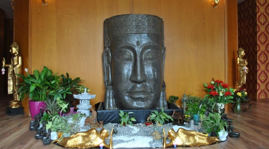 Das Ambiente der Fahsai Thaimassage Bern Liebefeld