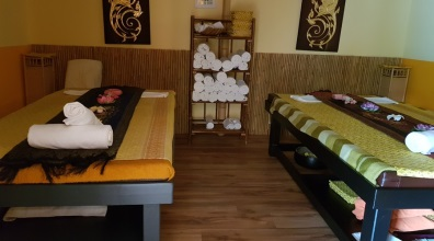 Thai Massage Bern Behandlungsraum